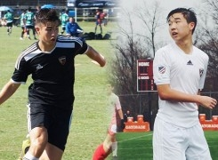 SFU: Schneider Bolsters Recruiting Class With Pang And Lee